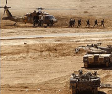 آیا رزمایش تازه اسرائیل با نشانه آماده سازی جهت جنگ با کشور عزیزمان ایران و حزب الله در سوریه انجام می شود؟