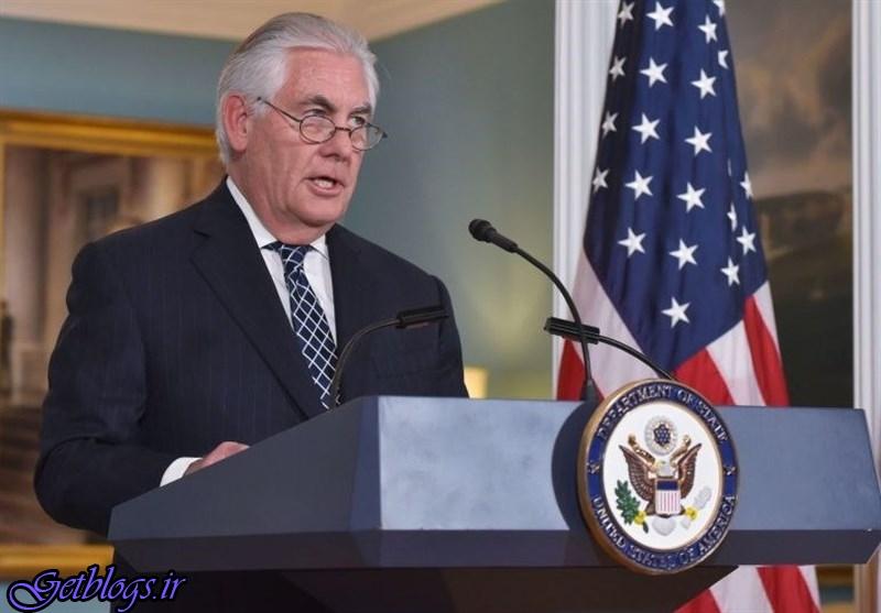 راه حل پرسشها با بغداد، در قانون اساسی است / تیلرسون