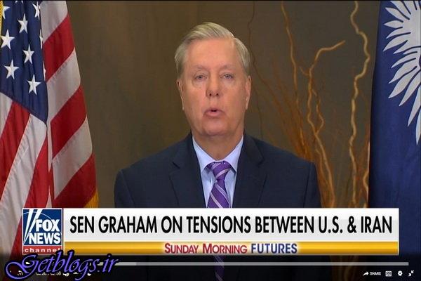 اروپا باید در فشار بر کشور عزیزمان ایران با آمریکا همراه شود / سناتور آمریکایی