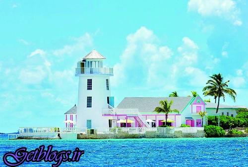 این جزیرهها مقصد سلبریتیها هستند