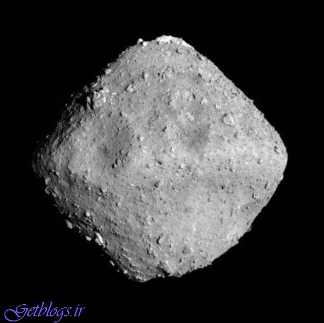 وجود یک شیء عجیب در نزدیکی سیارک ریوگو 162173