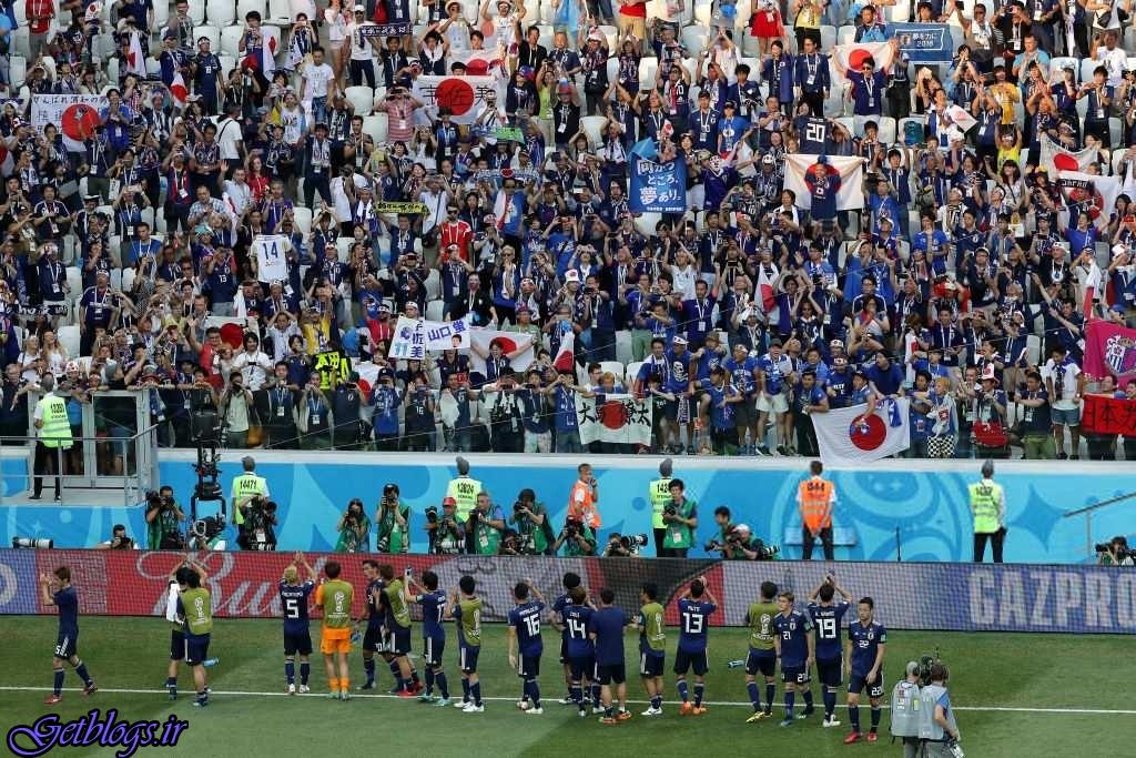 ژاپن به خاطر اخطار کمتر افزایش کرد ، لهستان با امتیاز جام را ترک کرد
