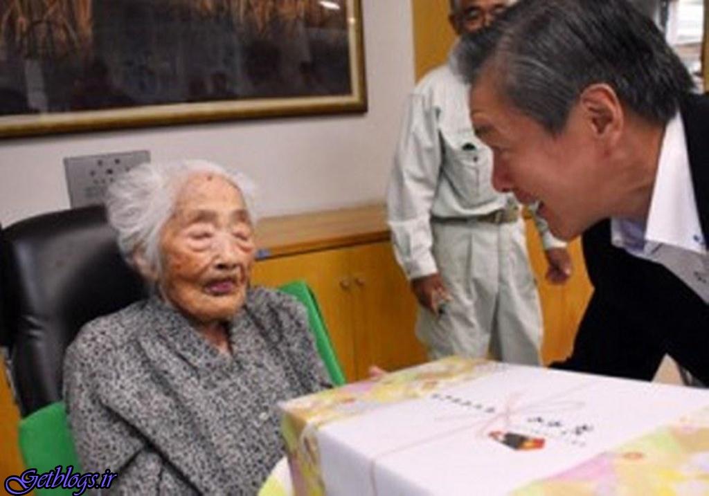 پیرترین فرد دنیا در ژاپن درگذشت