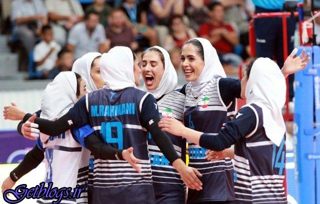 شکست دختران والیبالیست پیکان در جام کلوب های آسیا