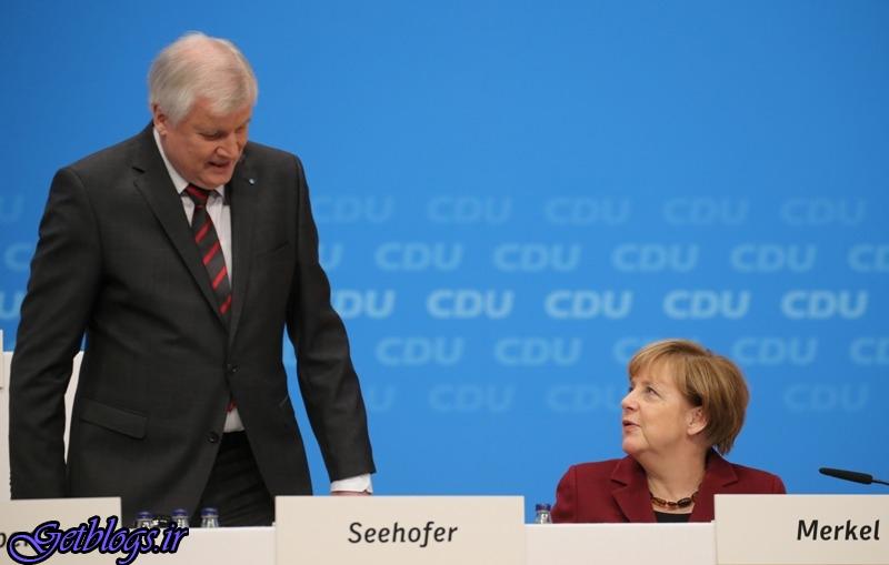وزیر کشور آلمان کناره گیری می کند