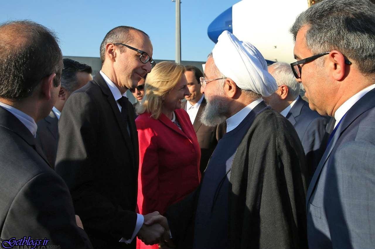 از ورود به وین تا دیدار با ایرانیان مقیم اتریش , سفر اروپایی روحانی