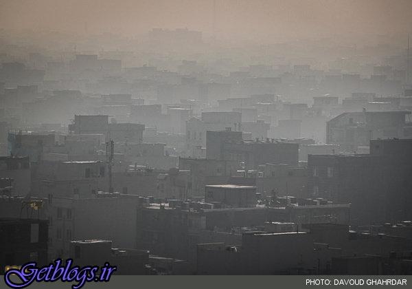 مردم در معرض خطر هستند ، اصفهان درگیر بدترین نوع آلودگی