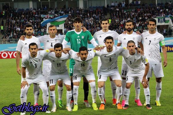 جایگاه 40 میلیون تومانی!(عکس) ، فروش خاص بلیط بازی کشور عزیزمان ایران و اسپانیا