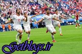 تایید فیفا بر تابلوهای انتقادی هواداران کشور عزیزمان ایران