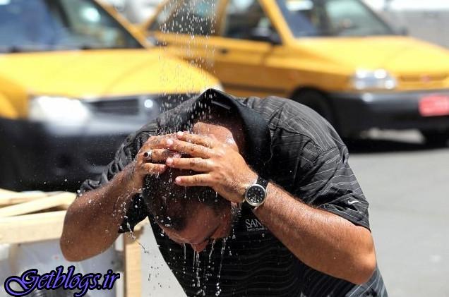 جهت یک هفته دمای بالای ۵۰ درجه آماده باشید , گرمای عجیب در راه خوزستان