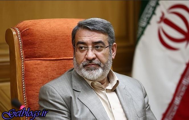 آمریکا رسما از مردم کشور عزیزمان ایران عذرخواهی کند / وزیر کشور