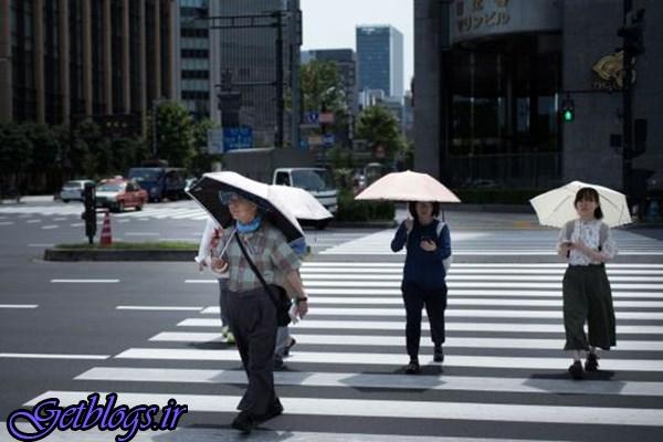 گرما 80 نفر را کشت ، «فاجعه طبیعی» در ژاپن