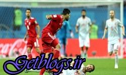 برتری ماتادورها به لطف ویدویو چک , بازتاب برد سخت و خفیف اسپانیا برابر ایران