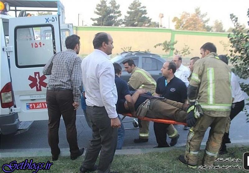 ۶ کشته و زخمی ، تصادف خونین در محور جویبار-مازندران