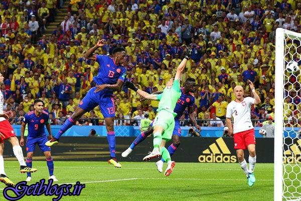 نخستین تیم اروپایی با جام بیستم وداع کرد ، کلمبیا با از بین بردن لهستان به افزایش امیدوار شد