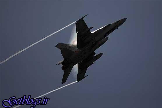خلبانان سالم هستند ، سقوط یک جنگنده آموزشی در اطراف اصفهان