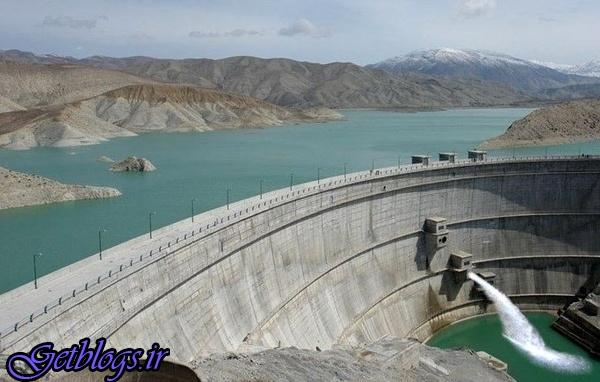 نباید حجم ذخیره آب سد زایندهرود به صفر برسد / قائممقام وزیر نیرو