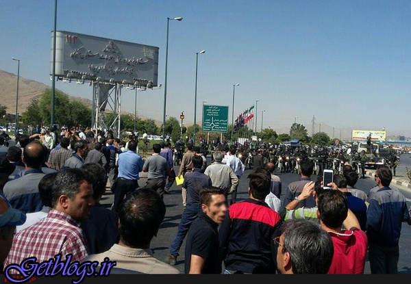 اعتراضمان فقط صنفی است/ هیچ قرابتی به سیاسیون این سوی و آن سوی نداریم ، بیانیه کارگران هپکو
