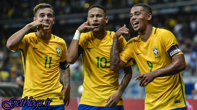 امیدوارم جام جهانی روسیه جهت برزیل فوق العاده باشد / نیمار
