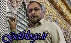 سردار شاهرخ داییپور در سوریه به شهادت رسید