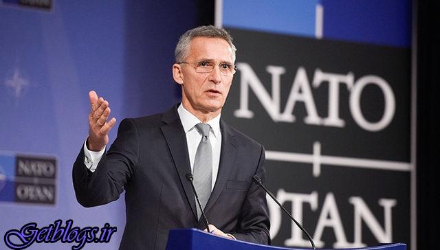 ناتو از حملات آمریکا و متحدانش علیه سوریه حمایت کرد