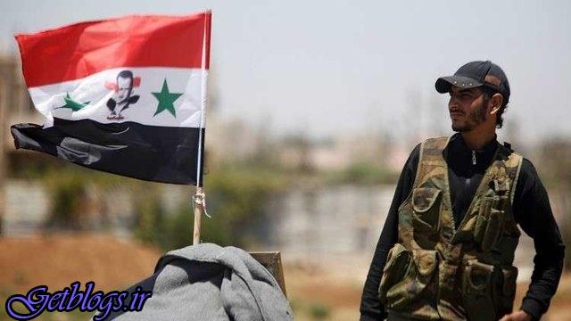 عملیات پاکسازی تروریستها در جنوب سوریه رو به آخر است / روسیه