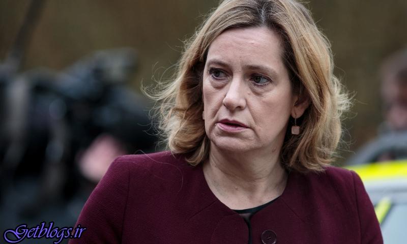 وزیر کشور انگلیس استعفا داد