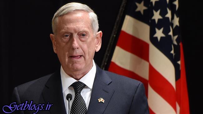 ترامپ هنوز تصمیمی جهت خروج از برجام نگرفته است / وزیر دفاع آمریکا