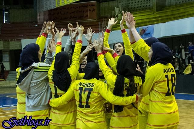 تیم نفت آبادان فردا عازم اردن میشود ، پایان مصائب دختران بسکتبالیست