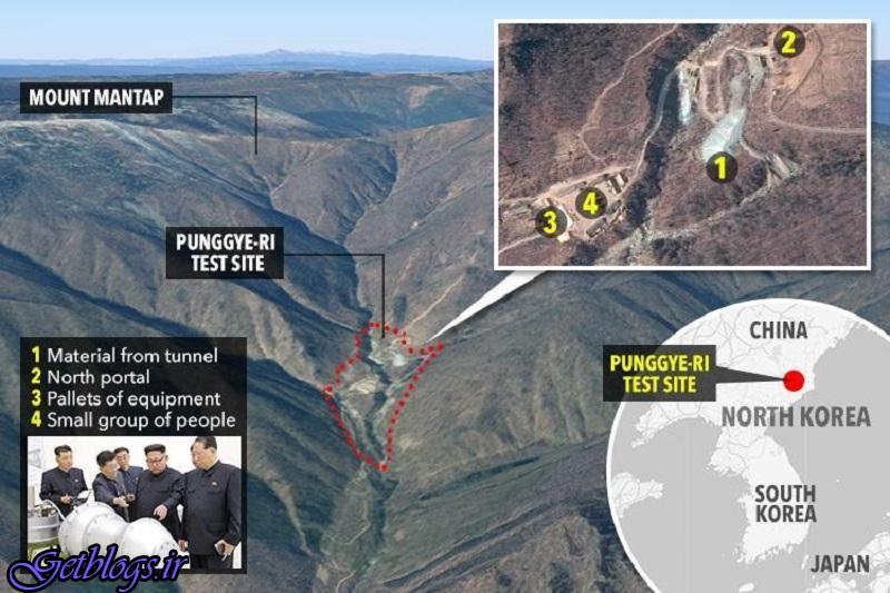 کره شمالی احتمالا امروز سایت هسته ایش را تخریب می کند