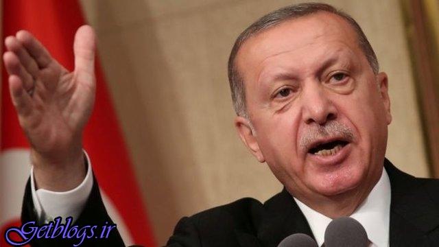 اردوغان آمریکا را ترساندن کرد