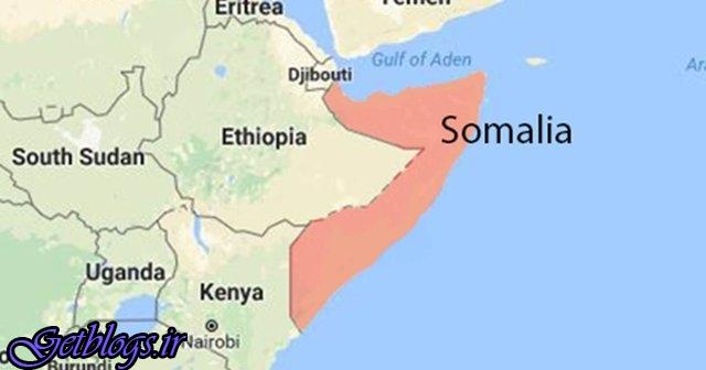 الشباب برعهده گرفت ، انفجار در نزدیکی کاخ ریاست جمهوری سومالی