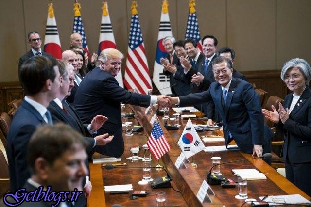 مدیر جمهوری کره جنوبی با ترامپ 22 مه دیدار میکند