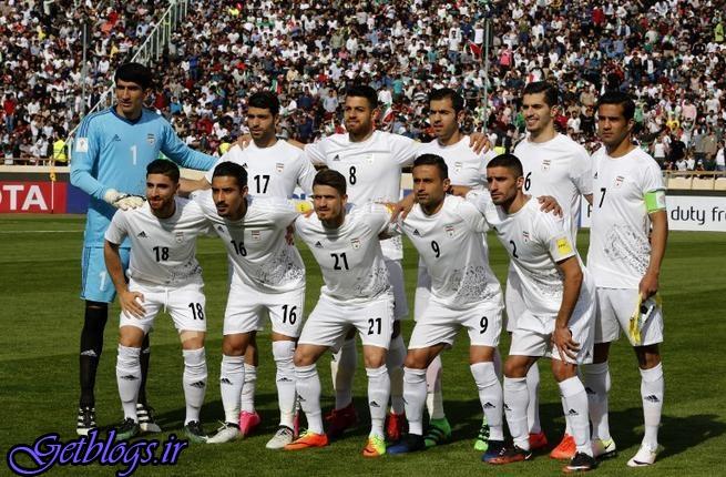 اسامی بازیکنان تیم ملی فوتبال جهت حضور در جام جهانی اعلام شد