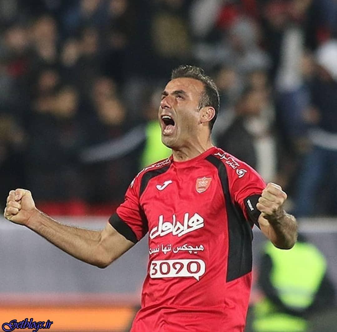 سید جلال «سوپرمن» سرخ پوشان ، پرسپولیس در میان هشت تیم برتر آسیا