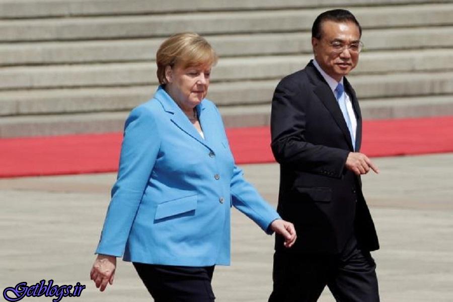 پکن و برلین از برجام حمایت میکنند / صدر اعظم آلمان