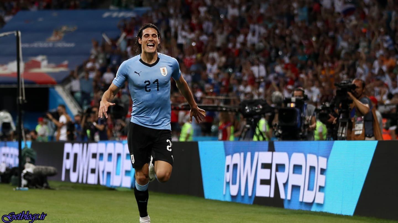رونالدو هم به آینده مسی دچار شد ، پرتغال به اروگوئه باخت و از بین بردن شد
