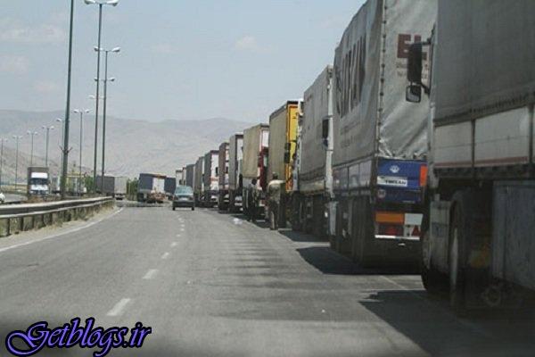 کامیون داران بدنبال زیاد کردن ۴۰ درصدی قیمت کرایه بار هستند