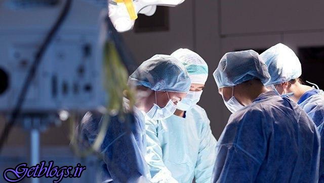 خارج کردن تومور ۶۰ کیلویی از شکم بیماری در آمریکا