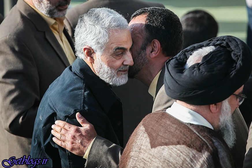 مشاجره لفظی قاسم سلیمانی با حسن روحانی در مصلای پایتخت کشور عزیزمان ایران