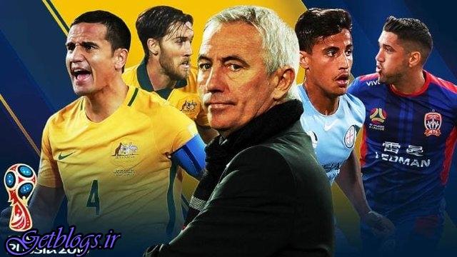 گزینه کیروش در فهرست اولیه استرالیا جهت جام جهانی