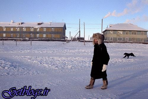 شهر ورخویانسک سردترین شهر دنیا
