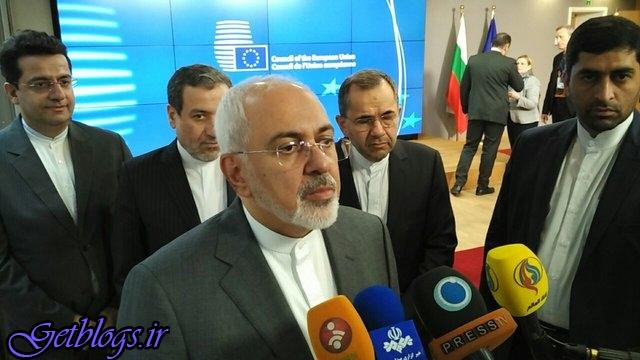 تاکید ظریف بر تضمین بهرهمندیهای کشور عزیزمان ایران از برجام