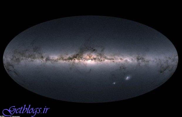 نقشه سه بعدی از ۱.۷ میلیارد ستاره کهکشان راه شیری تهیه آن انجام شد