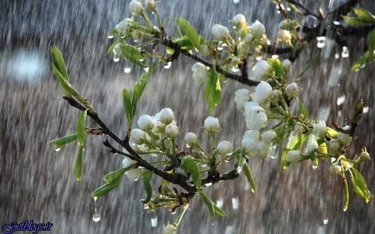 ورود سامانه بارشی تازه به کشور از روز دوشنبه