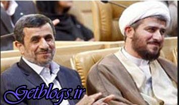چراغ سبزی که احمدینژاد به آمریکا نشان داد ، تصویر العمل احمدینژاد به حمایت بعضی اصلاحطلبان از مواضعش