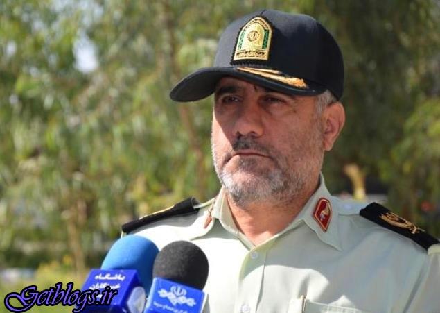 توقیف یک ماهه خودروی دور دورکنندگان ، پایان شرارتهای ۲۳۸ اوباشگر تهران