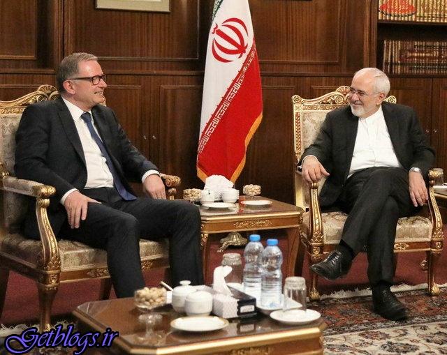 تاکید ظریف بر همکاریهای بانکی کشور عزیزمان ایران و اتریش