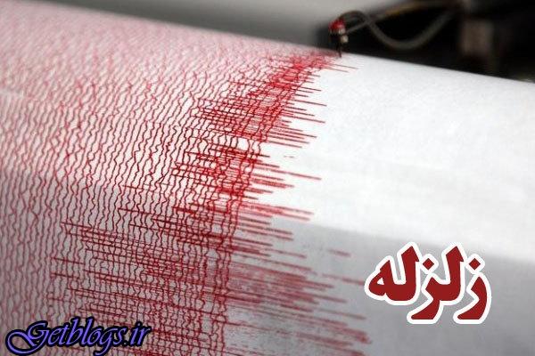 بهاباد یزد 4.4 ریشتر لرزید