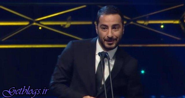 تقدیم جایزه به زلزله زدگان ، تقدیر خاص جوایز آسیاپاسیفیک از نوید محمدزاده
